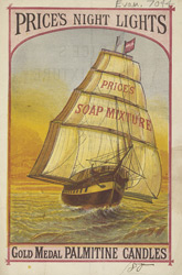 Advert for Price's Soap Mixture